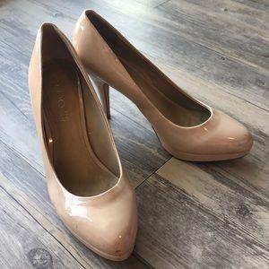 Aldo Patent Leather Heels